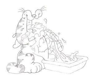 Garfield the Lasagne Fiend by GarfieldAndFriends