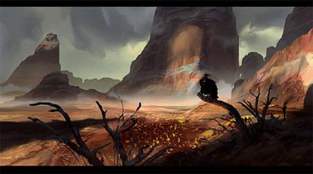 Sulphur Valley Gif by Javoraj