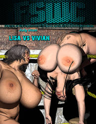 Saturday Slam: Lisa Vs. Vivian by FSWC