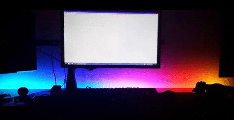 Desk LEDs