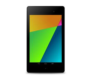 Google Nexus 7 Vector