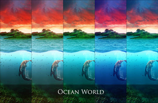 Ocean World Pack