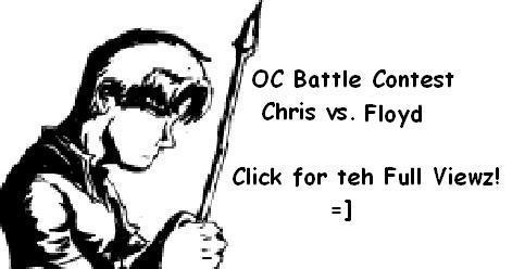 Chris vs. Floyd by napalmzonde