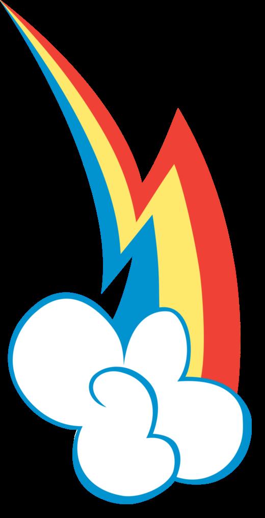 A Picture Of Rainbow Dash S Cutie Mark - impremedia.net