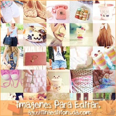 Imagenes Para Editar - Images for editing by AguustiinaEditions