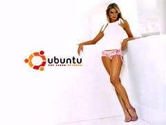Ubuntu Linux - Ana Hickman by neo74