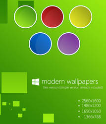 modern wallpapers