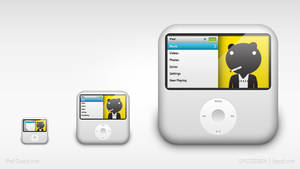 iPhone replacement icon-ipod