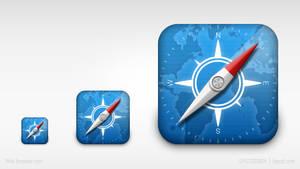 iPhone replacement icon-safari