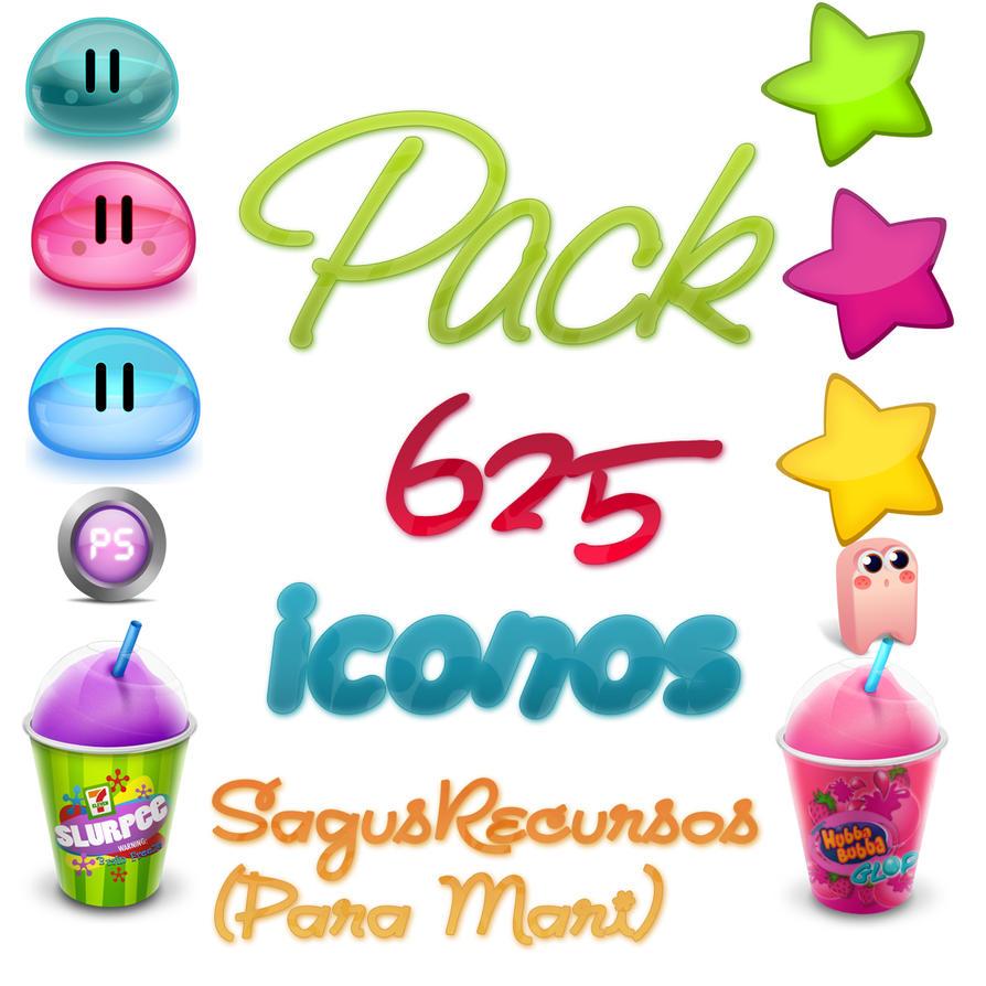 SagusIcons2 by SagusRecursos