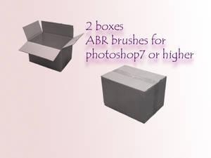 Boxes brush