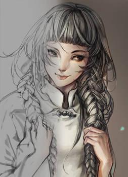 Pao girl --- Steps
