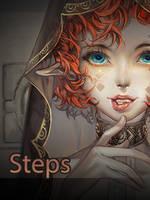 Sheep - Steps by Claparo-Sans