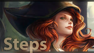 MF and Kata -Steps by Claparo-Sans