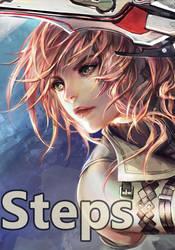 Lightning - Steps by Claparo-Sans