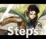 Levi - Steps by Claparo-Sans