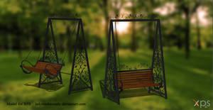 XPS Model - Swing Chair