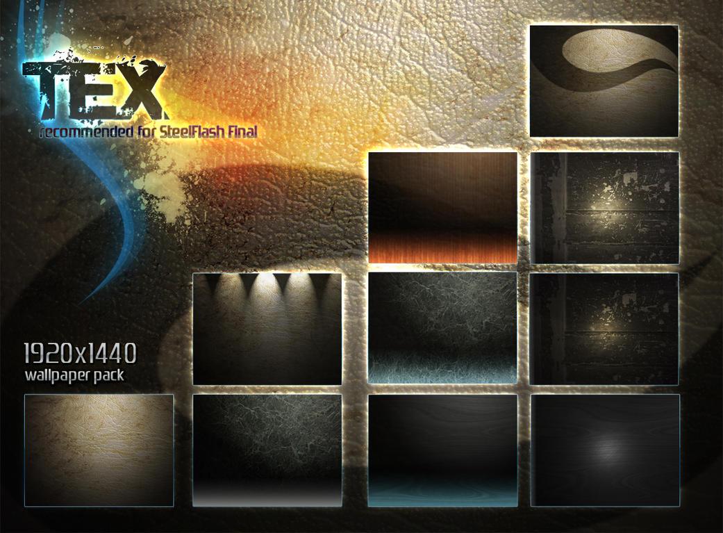 Tex - Wallpaper Pack 01 by Steel89