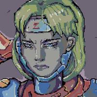 vinik24 Pixel Art, Zx Face