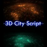 3D City Script by MurdocSnook