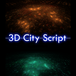 3D City Script by MurdocSnook