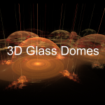 3D Glass Domes Script by MurdocSnook