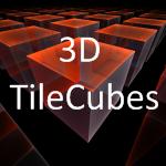 3D TileCubes by MurdocSnook
