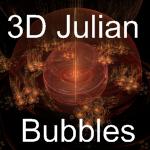 3D Julian Bubbles by MurdocSnook