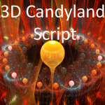3D Candyland Script by MurdocSnook