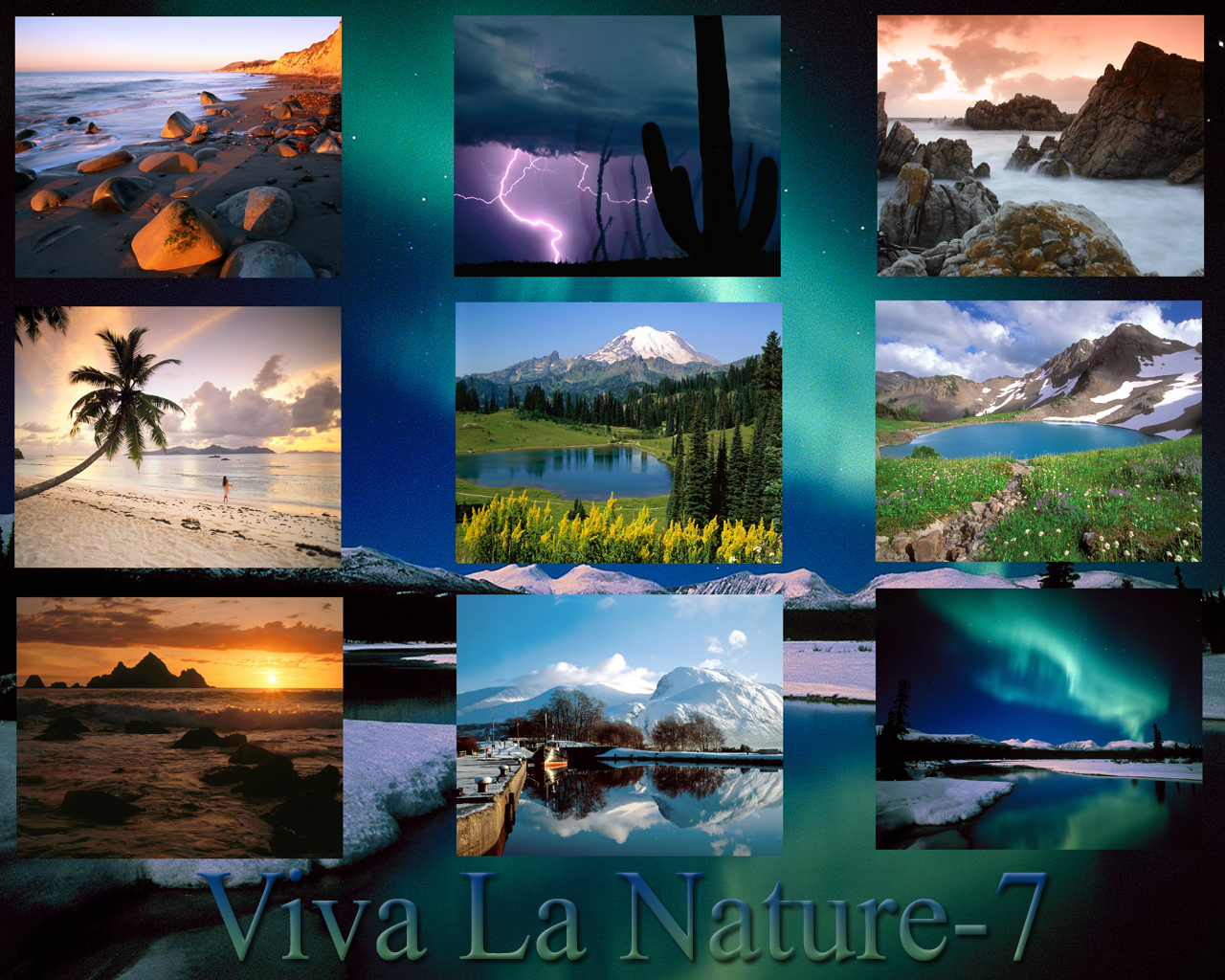Nature Wallpaper Pack Viva La Nature Wallpaper pack