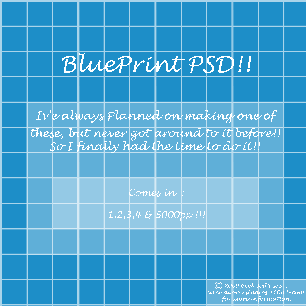 Blueprint psd by geekgod4 on deviantart blueprint psd by geekgod4 blueprint psd by geekgod4 malvernweather Choice Image