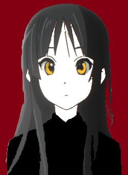 Mio Akiyama as a sith alternate picture by pokedigijedi