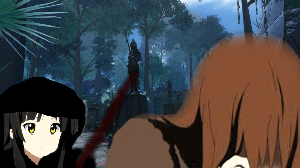 Sith Mio strikes down Sawako Yamanaka by pokedigijedi