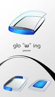 glo'w'ing Folders
