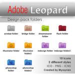 Adobe Leopard folders