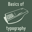 Basics of typography by Catspaw-DTP-Services
