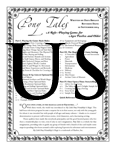 Pony Tales rulebook (US letter) by Catspaw-DTP-Services