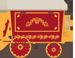 Romany's vardo by Catspaw-DTP-Services