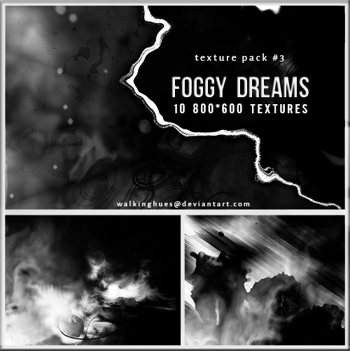 Texture Pack #3 - Foggy Dreams