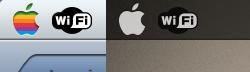 iPhone Theme Wi-Fi Logo4 by hys0130