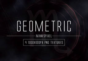Geometric [texture pack] by manvspixel