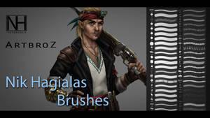 Nik's Brushes