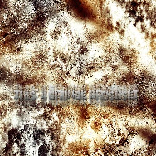 Grunge Brushset 4 by MrTias