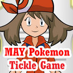 May Pokemon Tickle Game