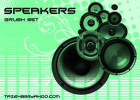 speakers by Taze485