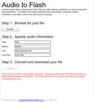 deviantART Audio Ban Bypass by onetrickwolf