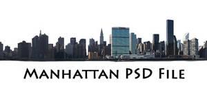 Manhattan PSD file