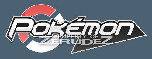 My Pokemon Logo by zerudez
