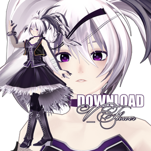 [MMD] V Flower KIO edit NO DOWNLOAD
