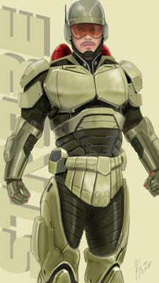 Strobe [Arrow Character Concept]